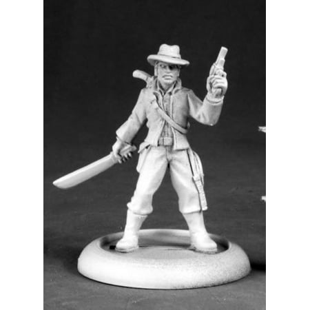 Frank Buck Adventurer Miniature 25mm Heroic Scale Chronoscope Series Reaper Miniatures