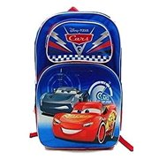 """Backpack - Disney - Cars Winner 16"""" 3D School Bag New 109530"""