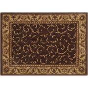 Nourison Somerset Scrollwork Decorative Woven Rug