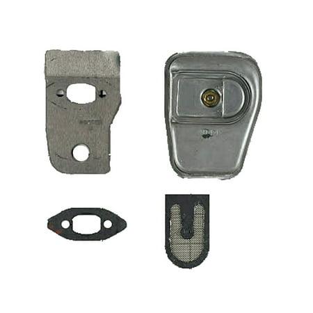Poulan Craftsman Chainsaw Replacement Muffler Kit # 530071887