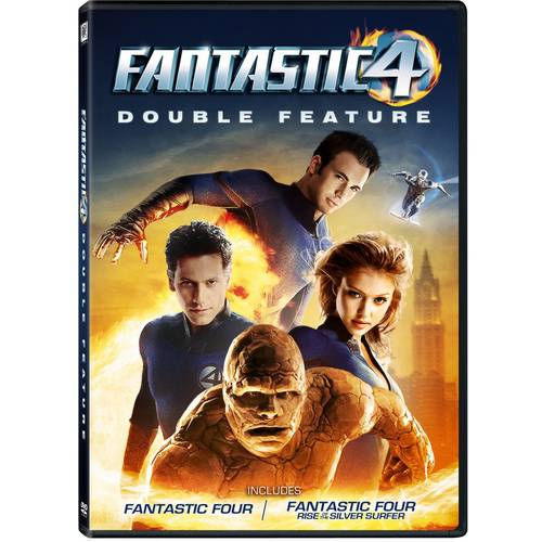 Fantastic Four / Fantastic Four: The Rise Of The Silver Surfer