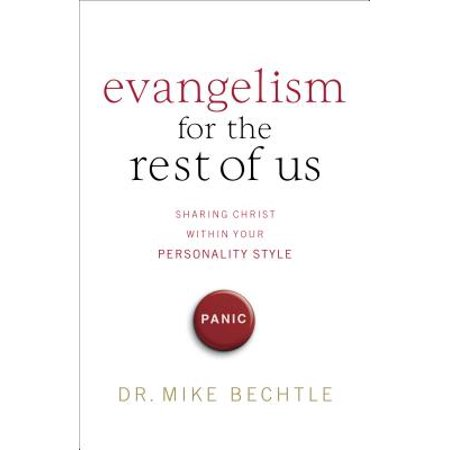Evangelism for the Rest of Us : Sharing Christ Within Your Personality Style](Evangelism Ideas For Halloween)