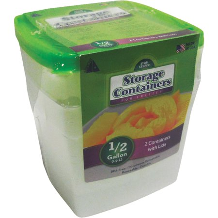 Arrow Stor Keeper Freezer Square Food Storage Container