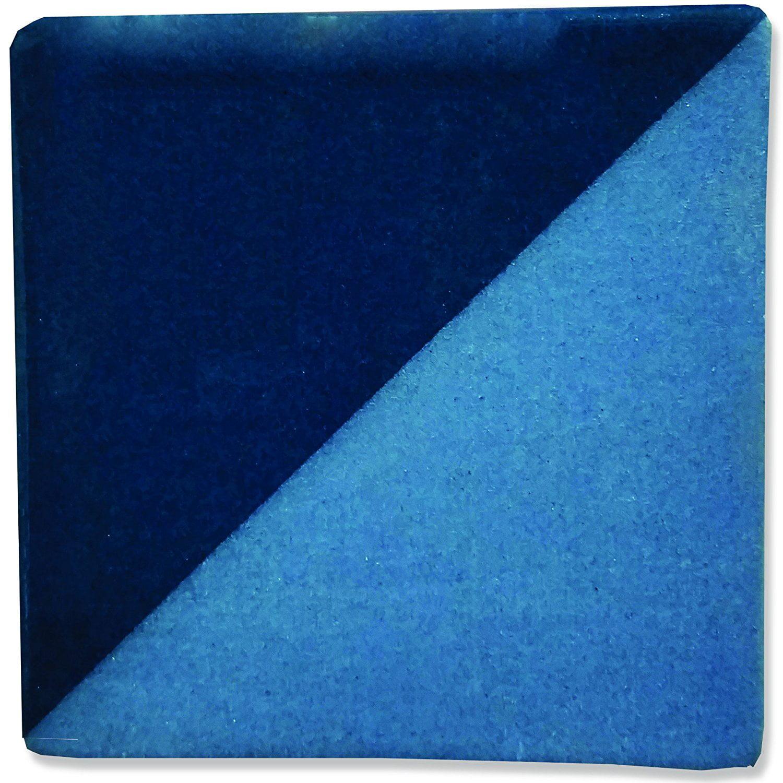 Speedball Art 16 oz. (pint) Underglaze--Sea Blue