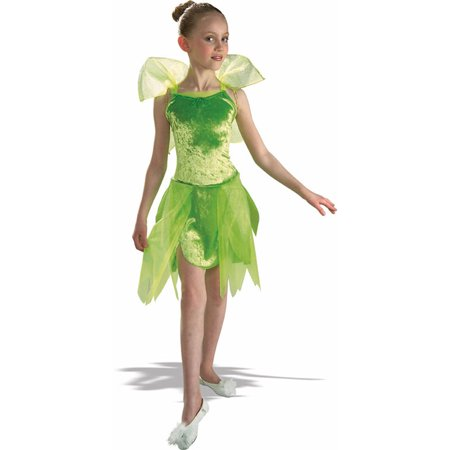Child Tinkerbell Ballerina Costume Rubies - Cute Tinkerbell Costumes