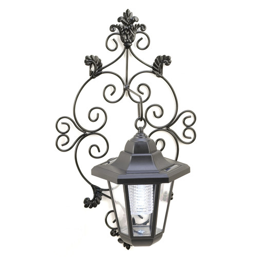 Zingz & Thingz Trellis 1-Light Outdoor Wall Lantern