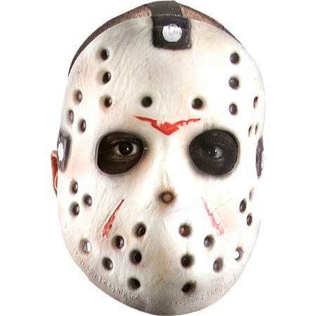 Morris Costumes Jason Mask Costume](Jason Voorhees Without Mask)