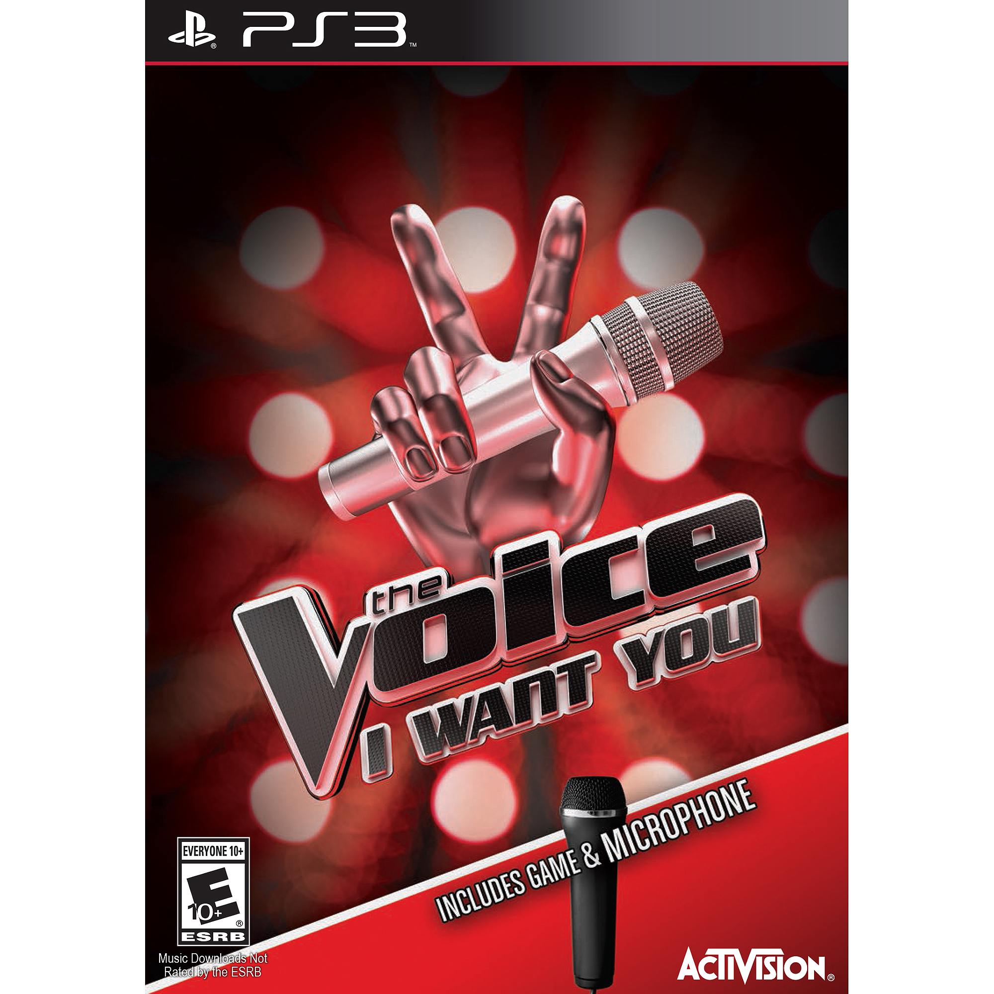 The Voice (PS3)