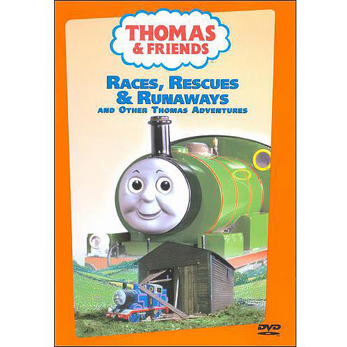 Thomas & Friends: Races, Rescues, and Runaways dvd