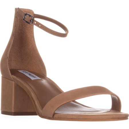 Womens Steve Madden Irenee Heeled Ankle Strap Sandals,