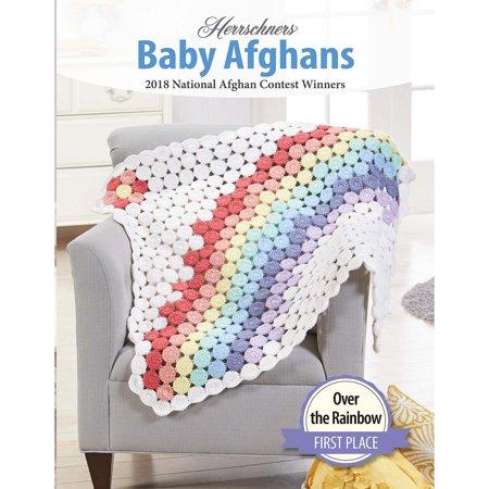 Baby Afghan Patterns (Herrschners® 2018 Award Winning Baby Afghans)