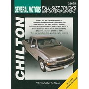 General Motors Full-Size Trucks Repair Manual