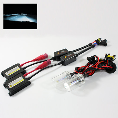 ModifyStreet® H7 35W Slim AC Ballast Xenon HID Conversion Kit - 8000K Plasma White