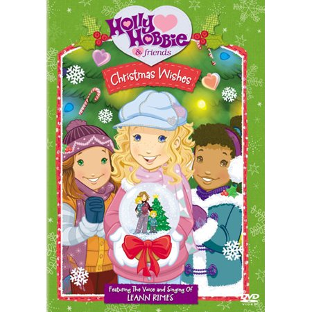 Holly Hobbie Christmas Wishes [dvd/ff 1.33/stereo] (sony Pictures Home Ent)