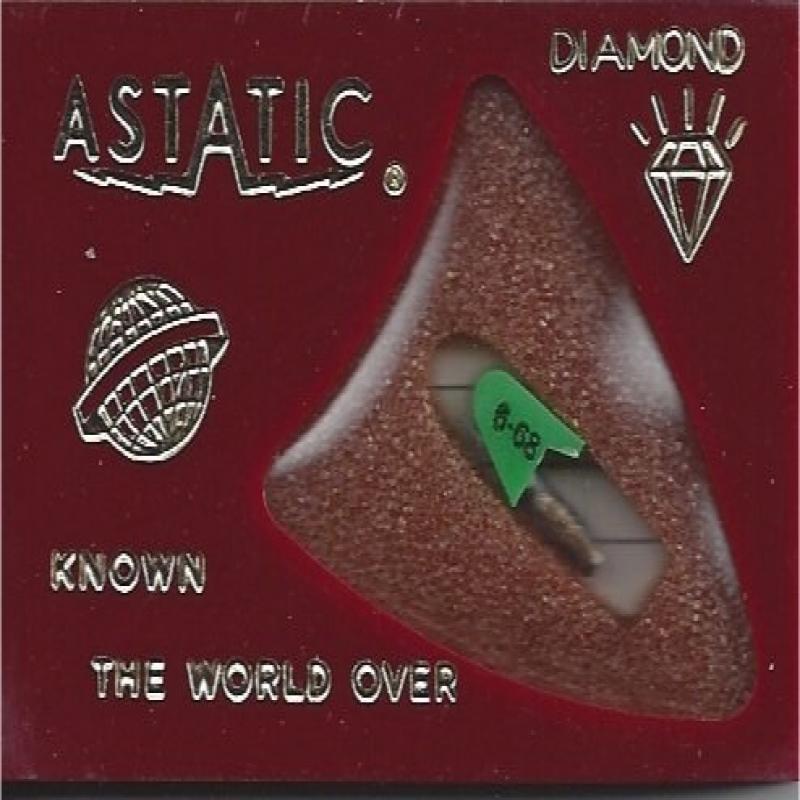 Astatic N123-ed Empire Scientific Corp S888E-ERD Diamond Record Stylus