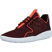 Nike Men's Jordan Eclipse Bordeaux / White-Infrared 23-Black Ankle-High Mesh Basketball Shoe - 9.5M