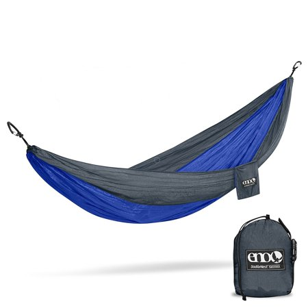 Eagles Nest Outfitters Eno Doublenest Hammock Charcoal