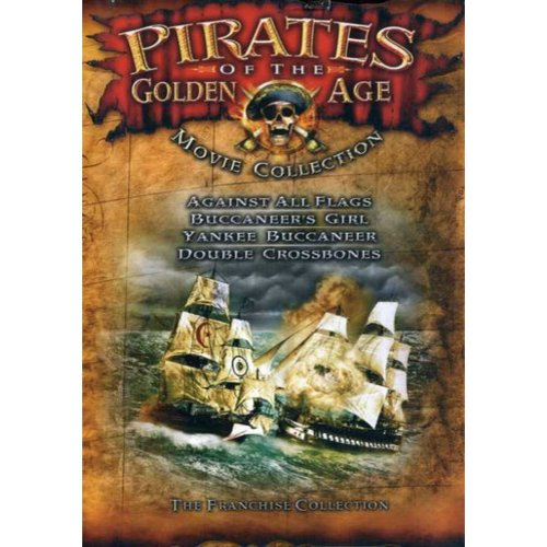 Pirates Of The Golden Age Movie Collection (Full Frame)