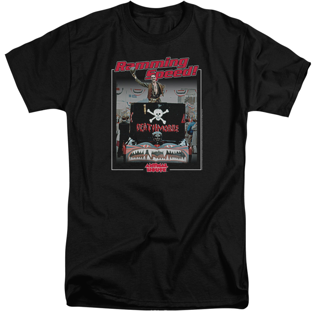 Animal House Ramming Speed Mens Big and Tall Shirt