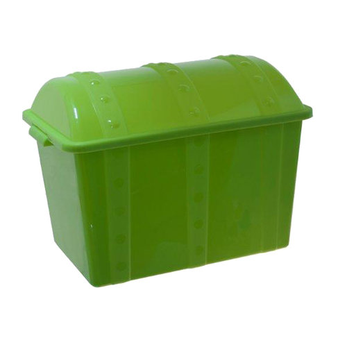 Mainstays 10-1/2 Gallon Storage Chest, Green