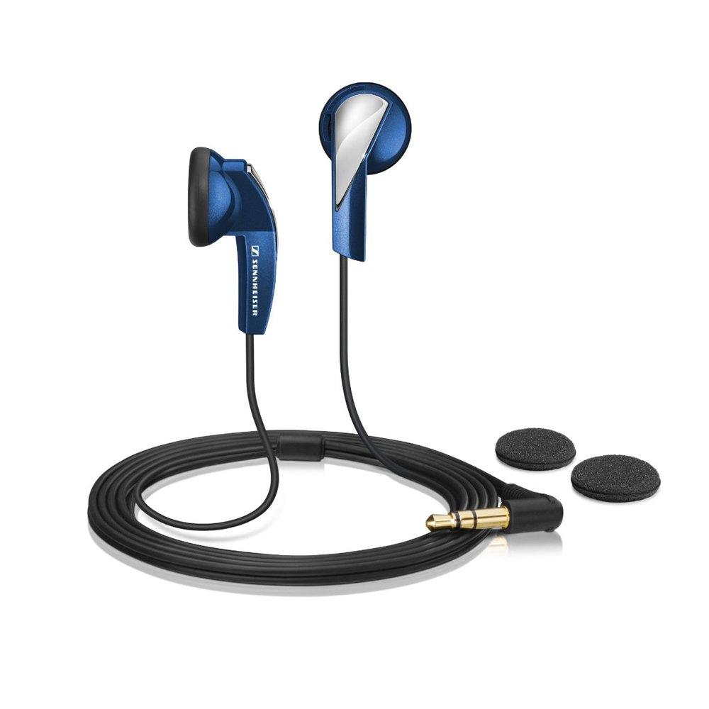 Sennheiser MX 365 Earphones - Blue