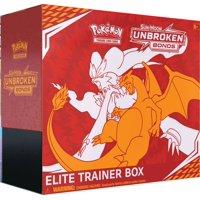 Pokemon Sun & Moon 10 Unbroken Bonds Elite Trainer Box