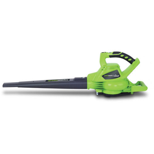 Greenworks 40V 185 MPH Variable Speed Cordless Blower Vacuum, Battery Not Included 24312