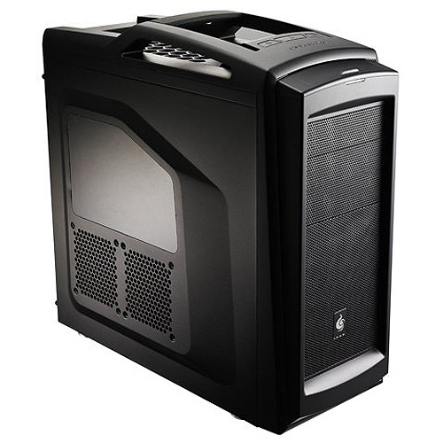 Cooler Master Storm Scout 2 Gaming Mid Tower Computer Case with Carrying Handle (SGC-2100-KWN3) by Cooler Master