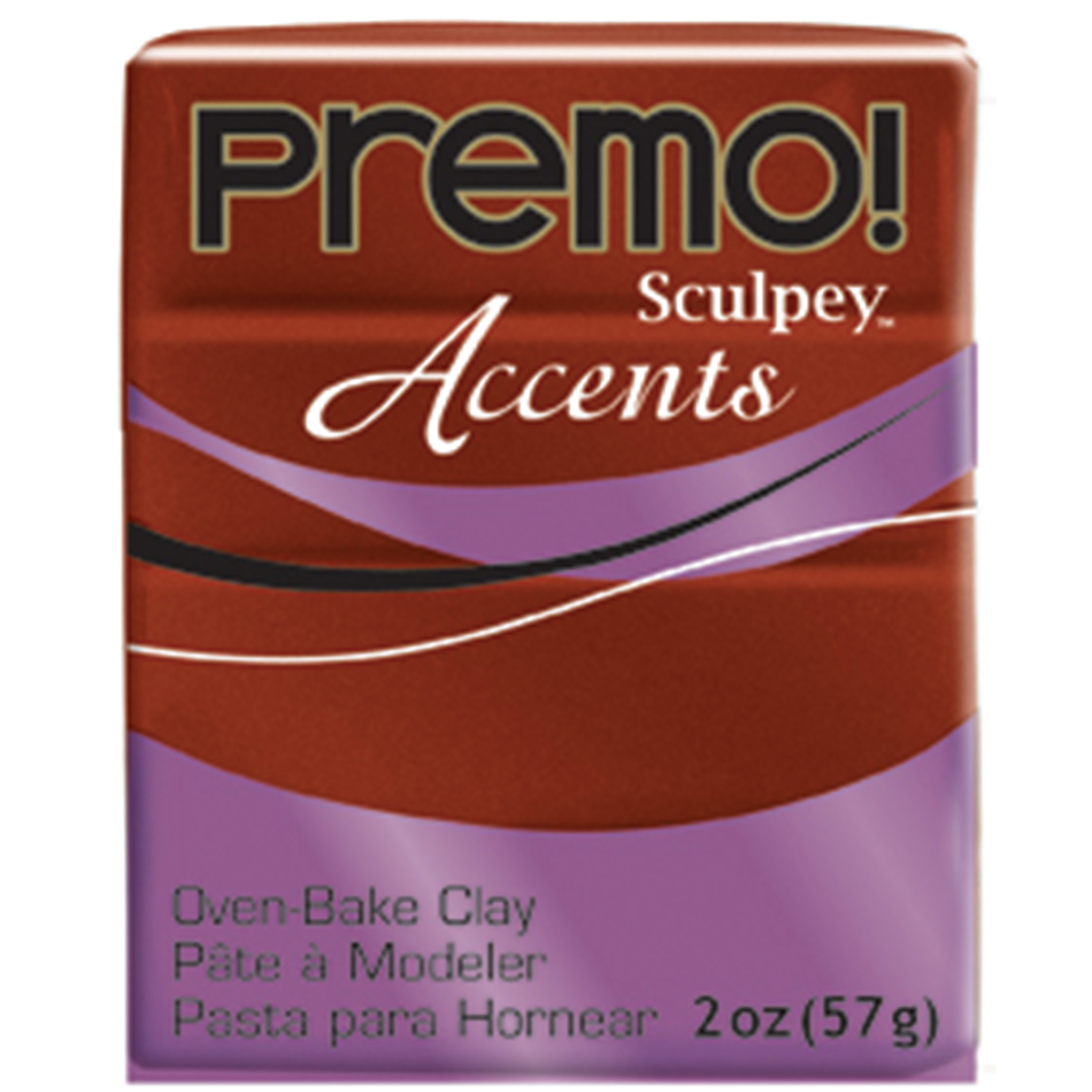 Premo Sculpey Polymer Clay, 2oz