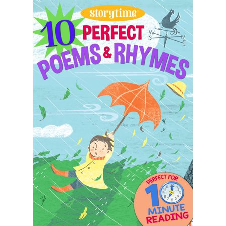 10 Perfect Poems & Rhymes for 4-8 Year Olds (Perfect for Bedtime & Independent Reading) (Series: Read together for 10 minutes a day) (Storytime) - (Poems For 5 Year Olds To Recite)