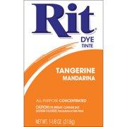 Rit Dye Powder-Tangerine