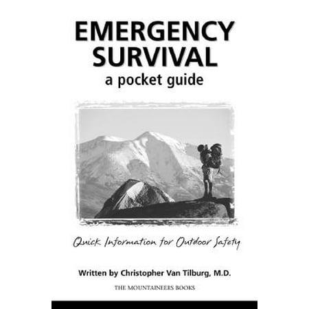 Emergency Survival: Pocket Guide (Best Outdoor Survival Guide)