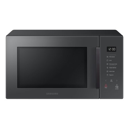 SAMSUNG 1.1 cu. Ft. Countertop Microwave with Grilling Element - MG11T5018CC/AA