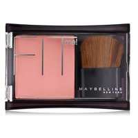 Maybelline Fit Me! Blush, #306 Deep Coral + Makeup Blender Stick, 12 Pcs
