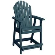 HighwoodUSA AD-CHCA2-NBE Hamilton Counter Deck Chair, Nantucket Blue