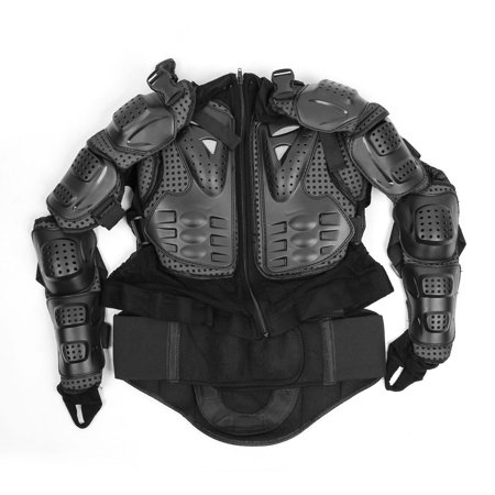 Unique Bargains Men's Motorcycle Armor Sports-armor Body Protection Jacket Clothing L