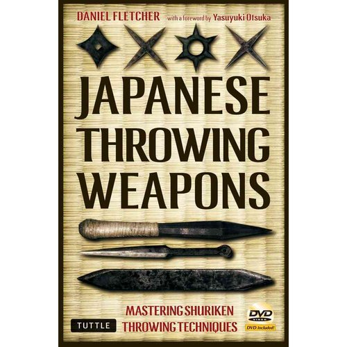 Japanese Throwing Weapons: Mastering Shuriken Throwing Techniques