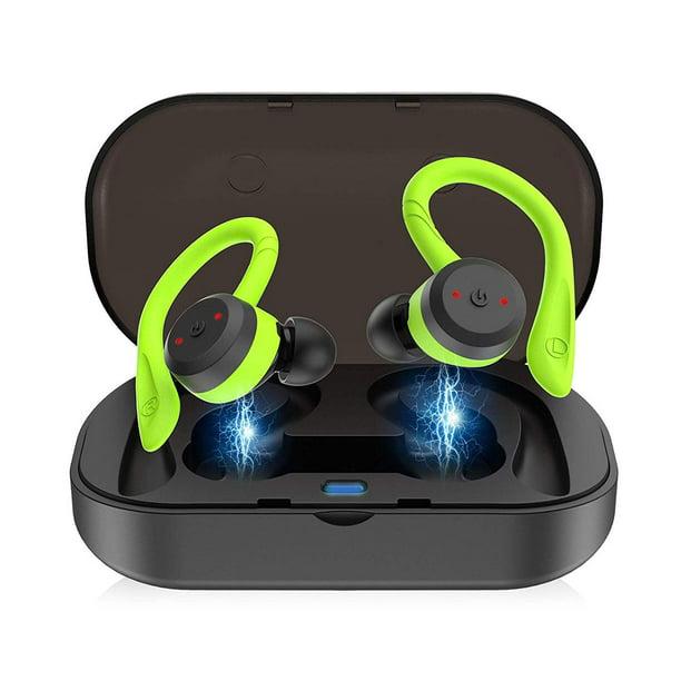 Eeekit True Wireless Earbuds Bluetooth 5 0 In Ear Earbuds Sweatproof Sports True Wireless Headphones With Enhanced Drivers 3d Stereo Sound Built In Mic Bluetooth Earphones Headset Walmart Com Walmart Com
