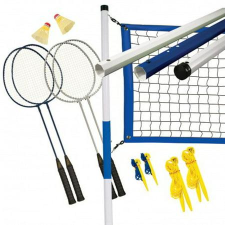 Franklin Sports 20 Piece Recreational Badminton Set