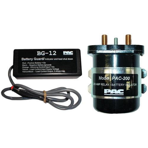 PAC Spr200 Battery Isolator