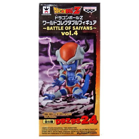 Dragon Ball Z Wcf Chilled Collectible Figure Walmartcom