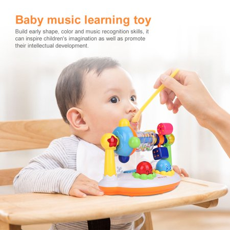 Baby Music Educational Toy Colorful Melody Cognition Children Kids