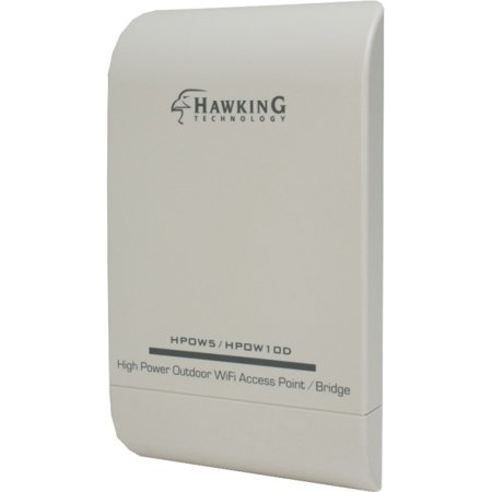 802.11g Outdoor Access Point - HAWKING HIGH POWER OUTDOOR WIFI DIRECTIONAL ACCESS POINT/BRIDGE