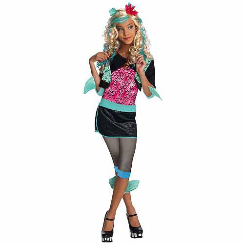 Monster High Lagoona Blue Child Halloween Costume