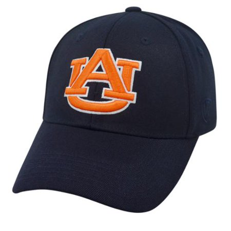 Top of the World Men's Auburn Tigers Blue Premium Collection M-Fit Hat