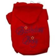 Birthday Boy Hoodies Red L (14)
