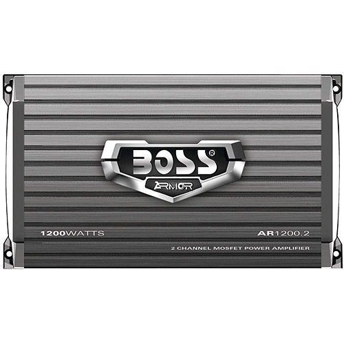Boss Audio AR1200.2 2-Channel Mosfet Amplifier