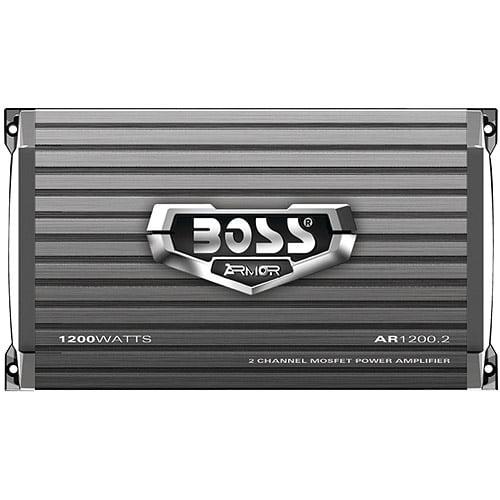 Boss Audio AR1200.2 2-Channel Mosfet Amplifier