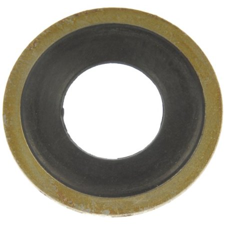 Scion Oil Drain Plug Gasket - Dorman 65274 Metal/Rubber Oil Drain Plug Gasket, Pack of 2