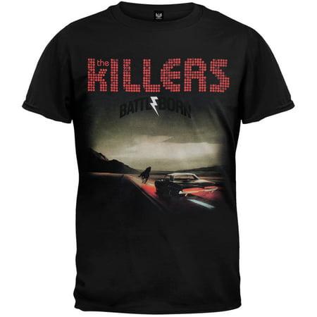 The Killers - Album Cover 2012 Tour T-Shirt